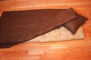 Матрац, подушка, одеяло эконом вариант. Доставка бесплатно