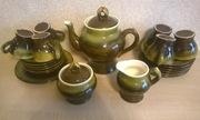 Набор чайный (кофейный) из керамики на 6 персон (22 предмета)